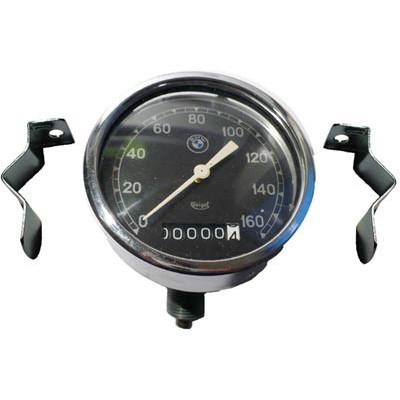 Tachometr Veigel 45° 160 km/h