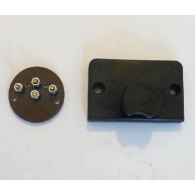 Instrument panel switch
